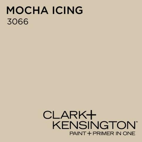 mocha icing clark and kensington paint-ace hardware