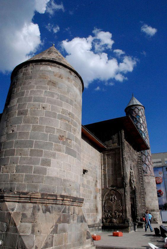 Yakutiye Medresesi, Erzurum, Turquía