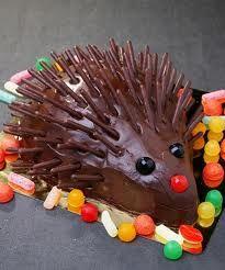 Gâteau hérisson, pour les petits gourmands !