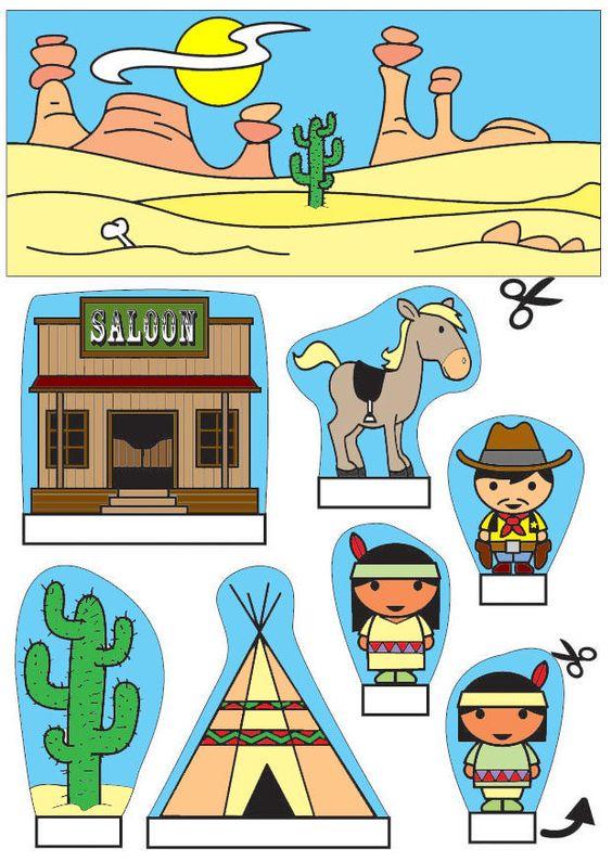 knutselen-kijkdoos-cowboys-en-indianen-dl26781.jpg 620×875 píxeles