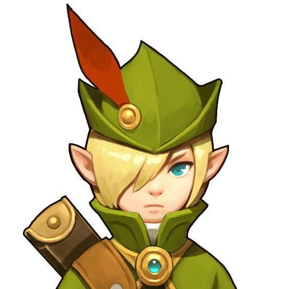 Unica KIMI : 꼬꼬마 캐릭터...