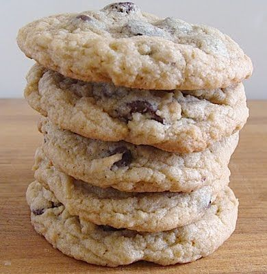Whole Grain Choc Chip Cookie