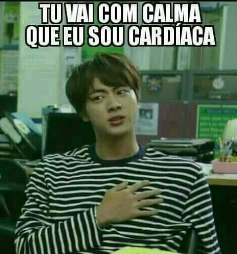 Pin De Carol Martins Em Memes De K Pop Bts Engracado Memes Kpop Memes Engracados