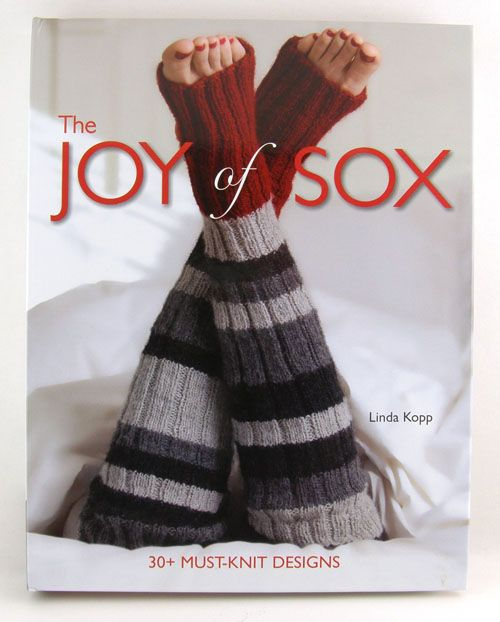 a favorite sock book, every kind of heel toe and technique!
