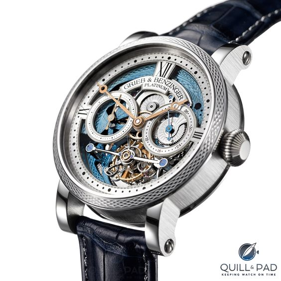 Blue Merit by Grieb & Benzinger