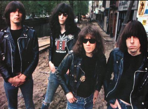Fotos de los Ramones