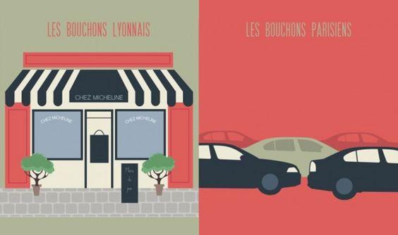 On le savait déjà que Lyon défonçait Paris, on vous l'avait dit, même. Mais on arrive toujours pas à comprendre pourquoi on a toujours pas déménagé, ni le reste des parigots avec nous. Du coup on se m