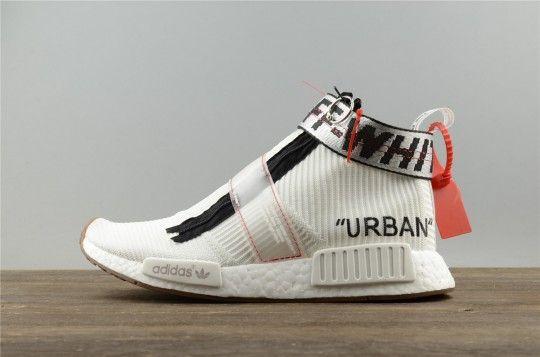 Off-White x Adidas Originals NMD City