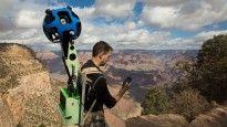 Google verleiht Kamera-Rucksäcke für Street View