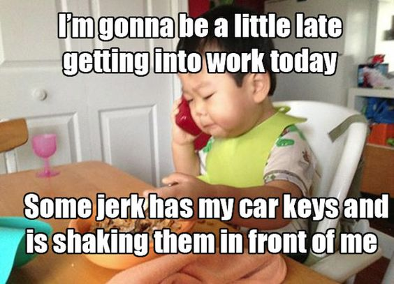 Funny Baby Meme Generator : Like a boss the best of new business baby memes
