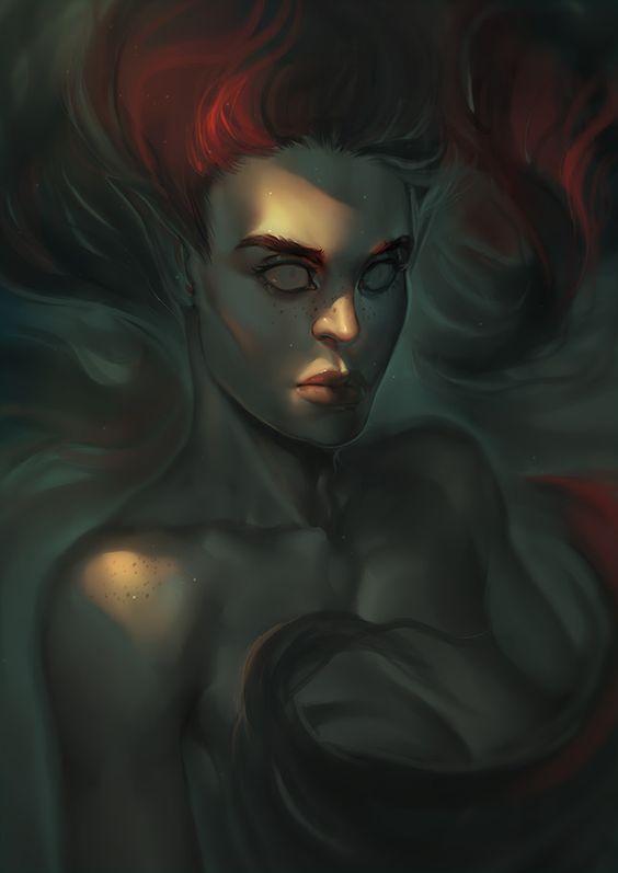 Mermaid by MithrilArts