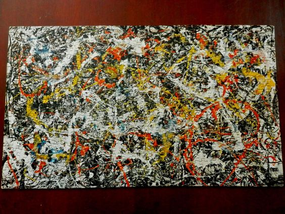 Jackson Pollock Puzzles And Boxes On Pinterest