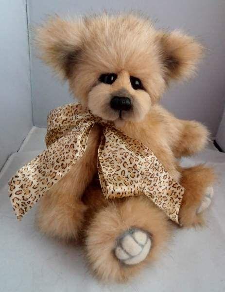 Jim by Bearalicious Bears