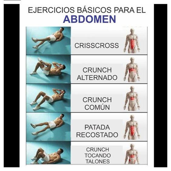 Videos de ejercicios para abdomen los mejores ejercicios - Las mejores cenas para adelgazar ...