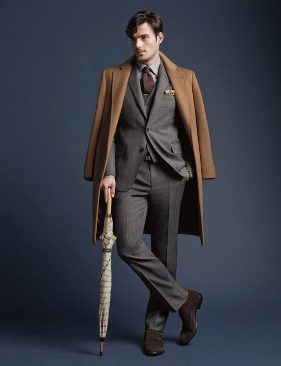 Menswear Style Revolution - Brooks Brothers