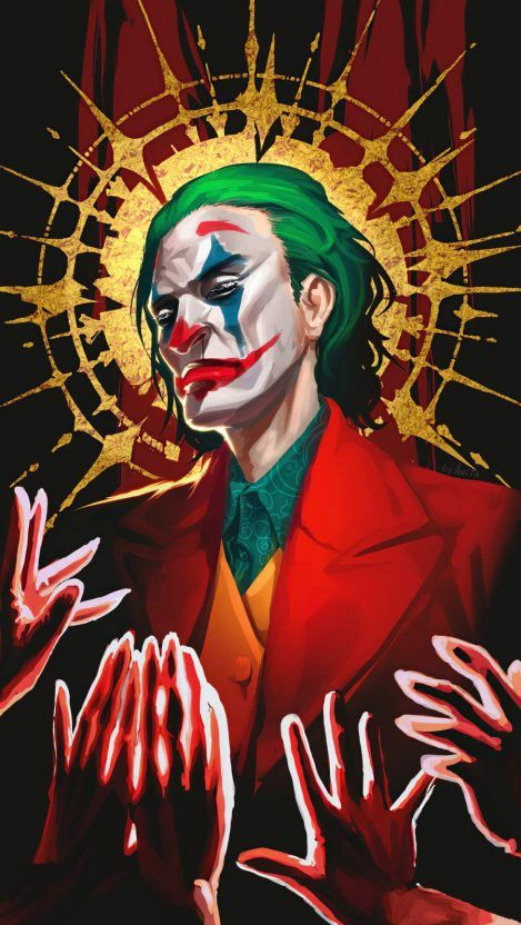 Iphone Wallpapers Wallpapers For Iphone Xs Iphone Xr And Iphone X Joker Artwork Joker Art Joker Wallpapers Cool joker hd wallpaper for iphone xr