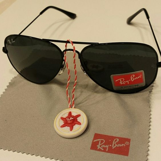 ray ban aviator sunglasses classic  ray ban classic aviators black on black rb 3025 ray ban classic aviators (rb 3025