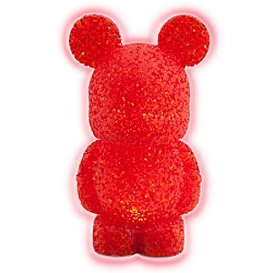 Disney Vinylmation Light-Up Red - 7'' | Disney StoreVinylmation Light-Up Red - 7'' - Light up your Vinylmation collection with this collector favorite. The batteries are included, so make some room on your shelf and know that the darkest times will soon be over. Now that's a bright idea.