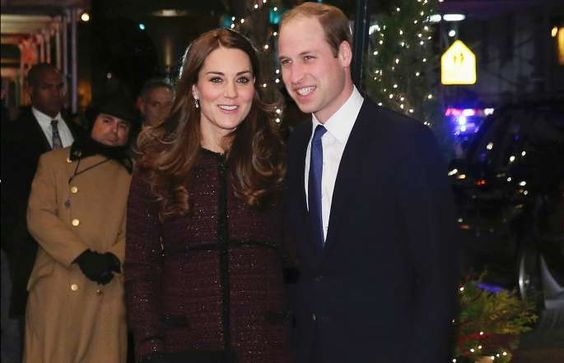 The royal couple arrives in US - POOL/Newscom/Reuters
