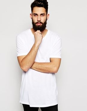 New Look Longline T-Shirt