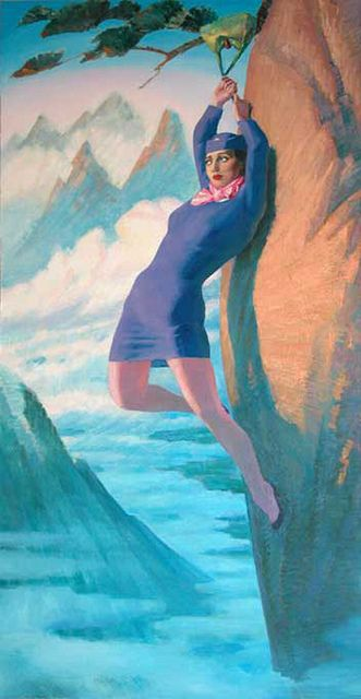 Wang Xingwei, untitled (air hostess), 2005