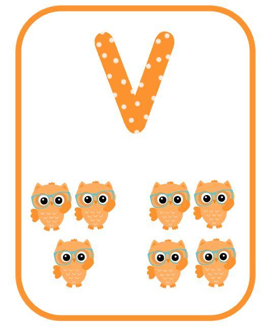 Nodee Happy Steps Alphabet Activities بطاقة الرقم 7 Alphabet Activities Alphabet Preschool Math Activities Preschool