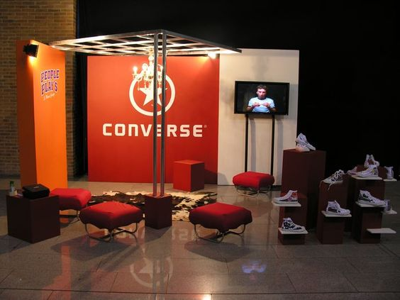 stand converse - Buscar con Google