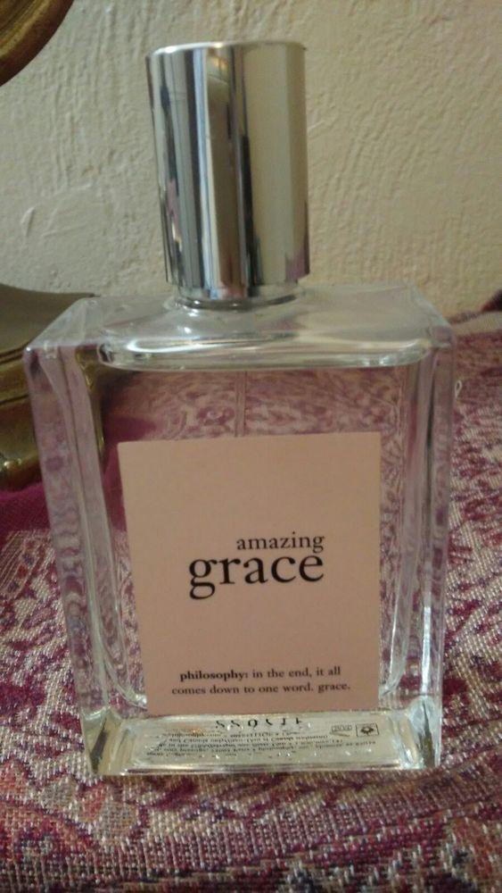 New Women S Philosophy Amazing Grace Eau De Toilette Spray 2 Fl Oz Unboxed Philosophy Philosophy Amazing Grace Eau De Toilette Amazing Grace