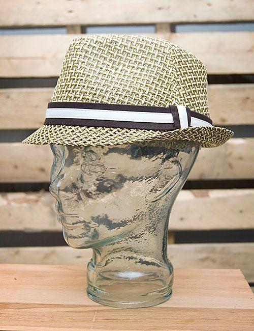 Unisex Two-tone Fedora // $23.99 // shopboldthreads.com // #bold #threads #boldthreads #hat #fedora #accessories #fashion