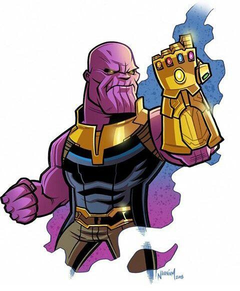Thanos Avengers Infinity War Marvel Cartoons Marvel Drawings Avengers Cartoon