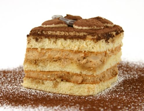 Zutaten   Portionen: 4    1 Packung Biskotten  250 g Mascarpone  250 g…