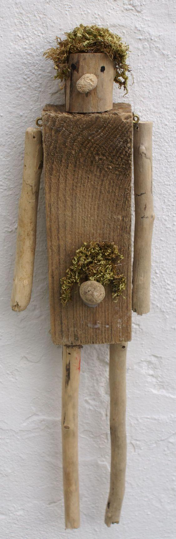 Treibholz - Männchen