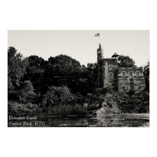 Belvedere Castle, New York City's Central Park
