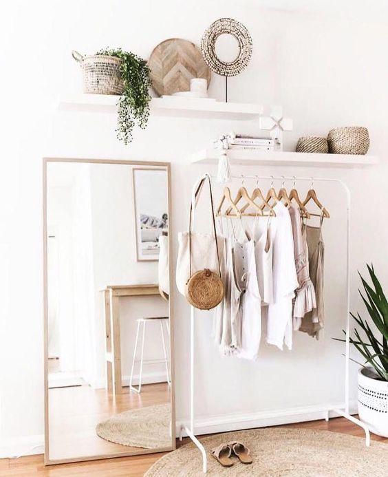 #minimalistbedroom