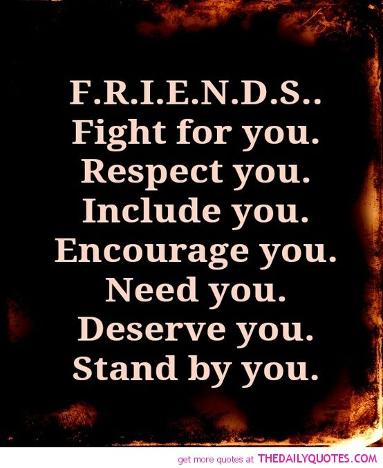 Friendship Very Short Quotes: True Friend Quotes And Sayings