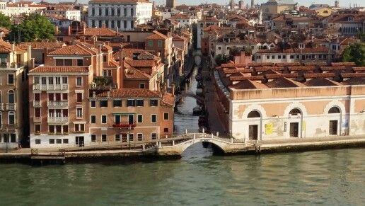 Crucero- venecia