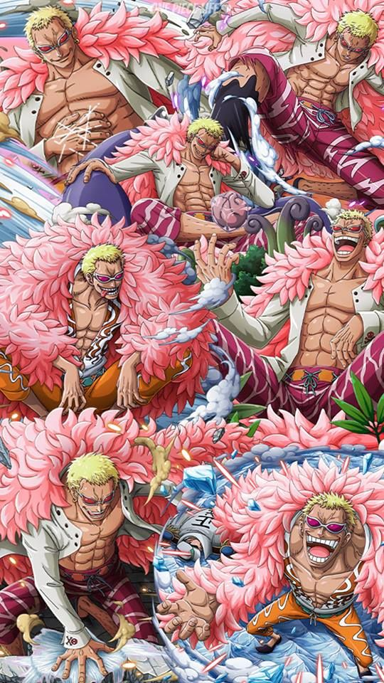 Doflamingo In 2020 One Piece Anime One Piece One Piece Pictures