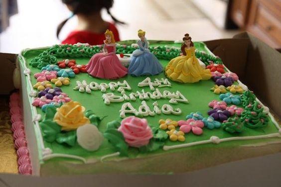 Bj S Sesame Street Cake