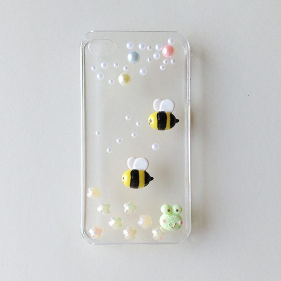 Cover per cellulare #PhoneCase #cover #DIY #Kawaii #accessori
