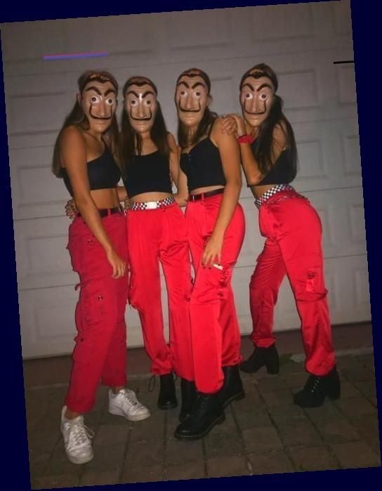 Quatang Gallery- Pin On Halloween Costumes Group Halloween Costumes Halloween Costumes In 2020 Halloween Costumes Friends Cute Group Halloween Costumes Cute Halloween Costumes