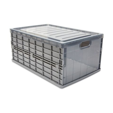 Collapsible Storage Container With Lid Large Kmart Storage