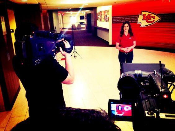 Behind the scenes look at the first episode of Chiefs Red and Gold.