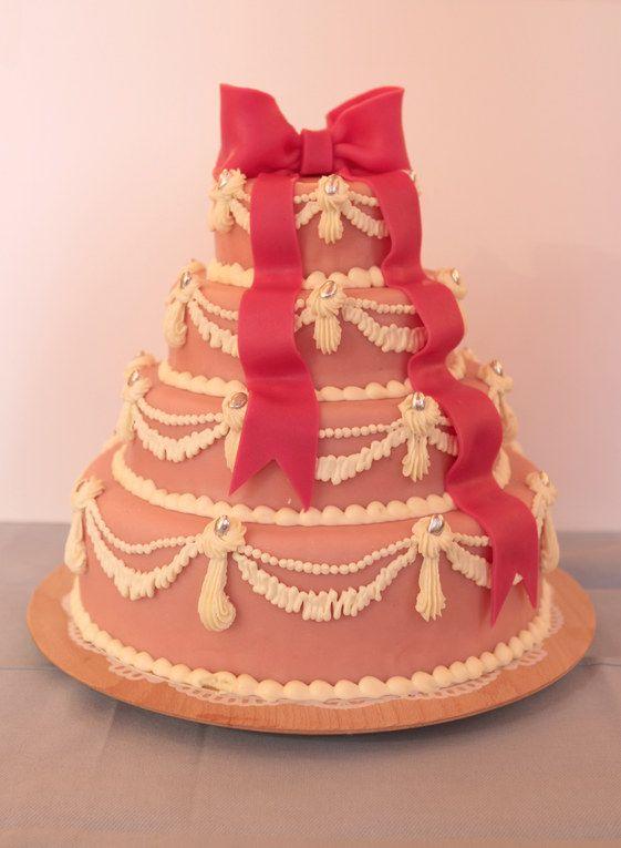 Mon beau gâteau pour le jour J