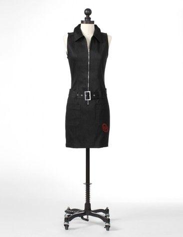 Oklahoma Sooners | Denim Pocket Dress | meesh & mia