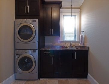 Small bathroom laundry room combo design pictures for Small bathroom designs with washer and dryer
