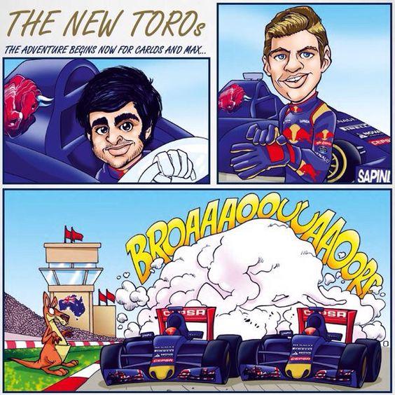 The new Toros