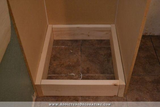 a construção de armários de cabeceira - 5