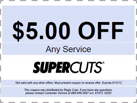 Supercuts regularly extends promo codes and offers via Facebook, Twitter, and Instagram. Follow the company on any of these platforms to get access to these. Any customer who takes a selfie of their new haircut and posts it on their social media accounts with the hashtag #SuperReady and #contest will be automatically entered into a contest for the Major League Baseball experience of a lifetime.