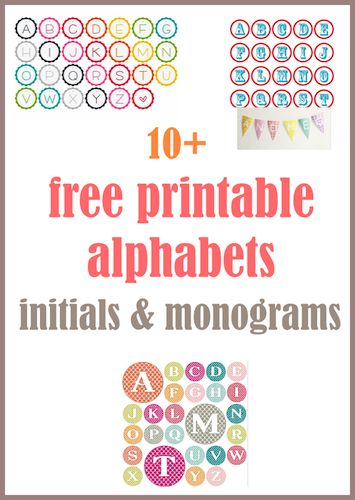 Number Names Worksheets : alphabet letters with pictures printable ...