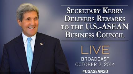 DEPARTMENT OF STATE PUBLIC SCHEDULE SEPTEMBER 23, 2016 8:30 a.m. Kerry participates in the Major Economies Forum. - 10:00 a.m. Kerry at United Nations Security Council Meeting on the Comprehensive Nuclear-Test-Ban Treaty. - 11:15 a.m. Kerry at Quartet meeting at the United Nations. - 1:00 p.m. Kerry attends the ASEAN Foreign Ministers Meeting, at the Palace Hotel, in New York City.